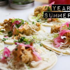 Serious Eating: A SummerInternship