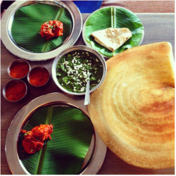 BreakingBread - Banana Leaf